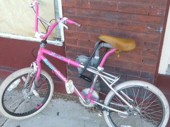 Lockedbike